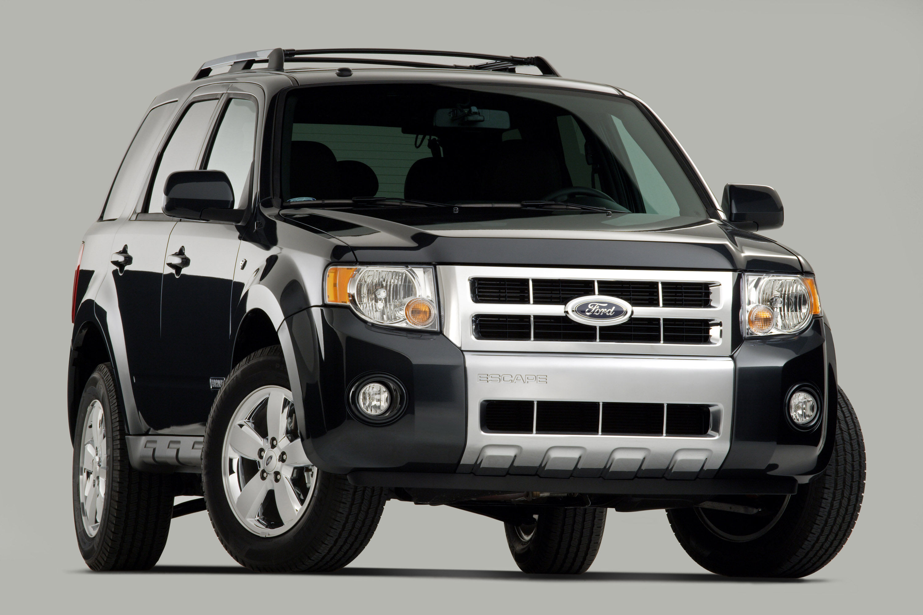 Ford Escape black #1
