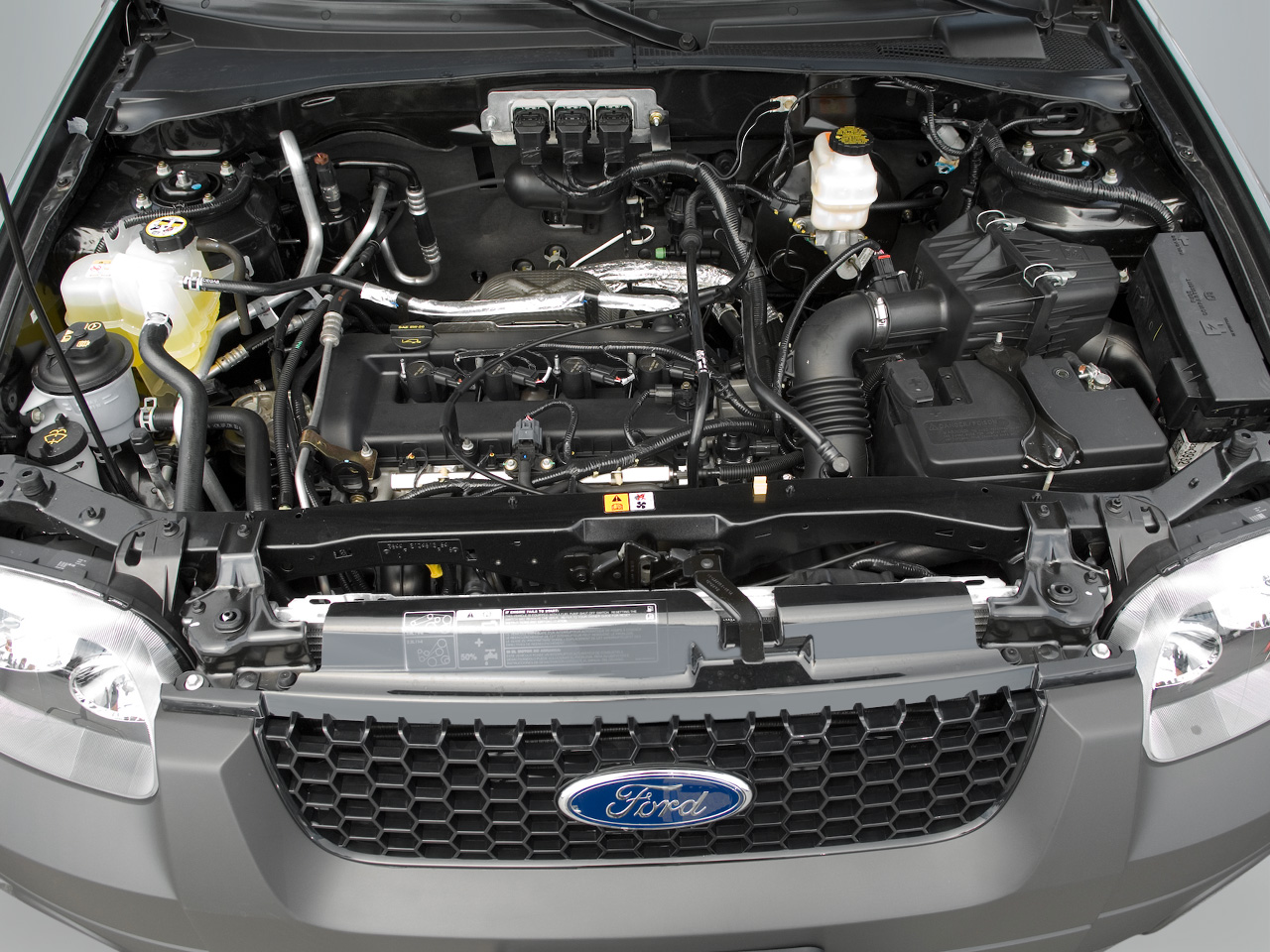 Ford Escape engine #1