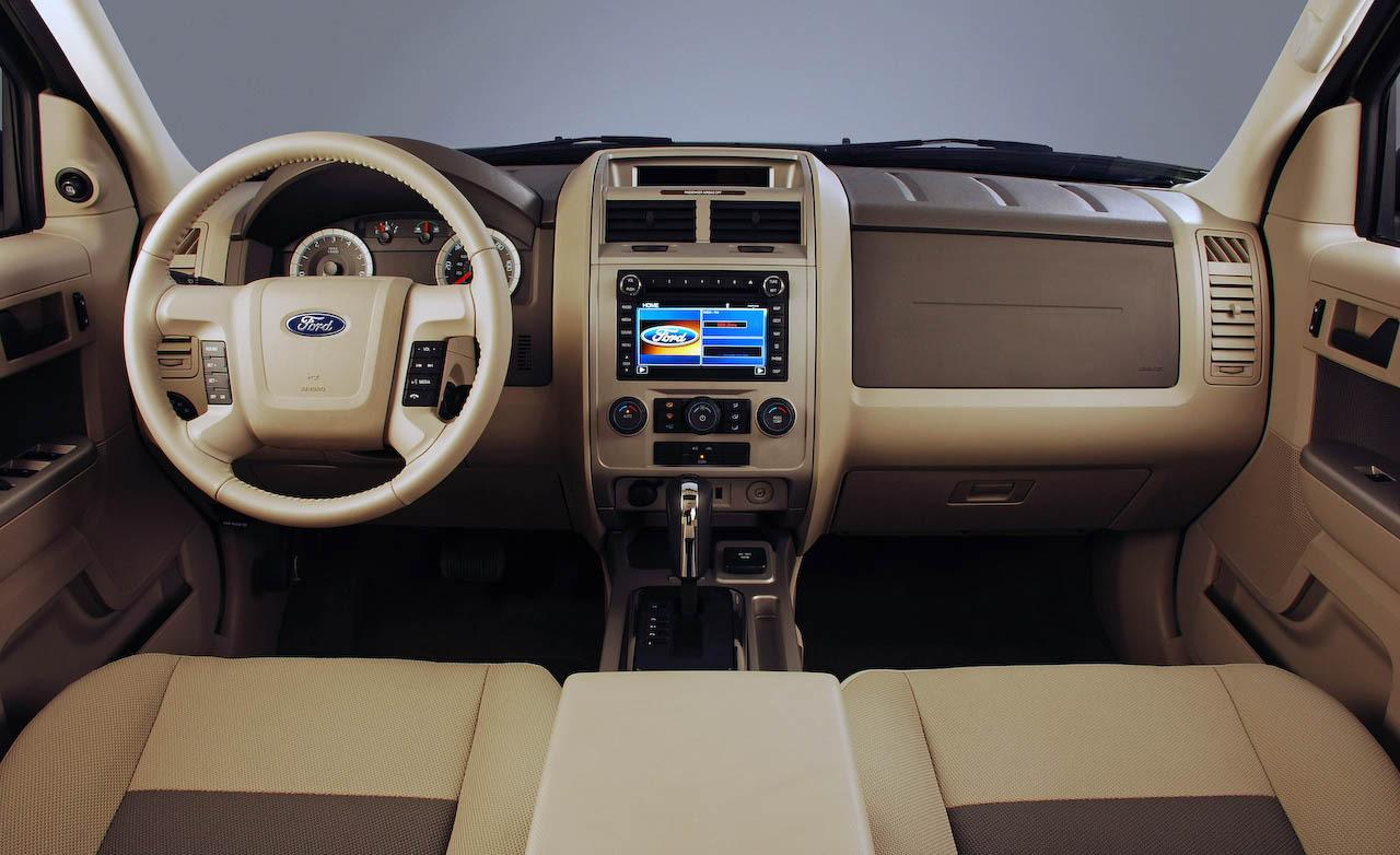 Ford Escape interior #3