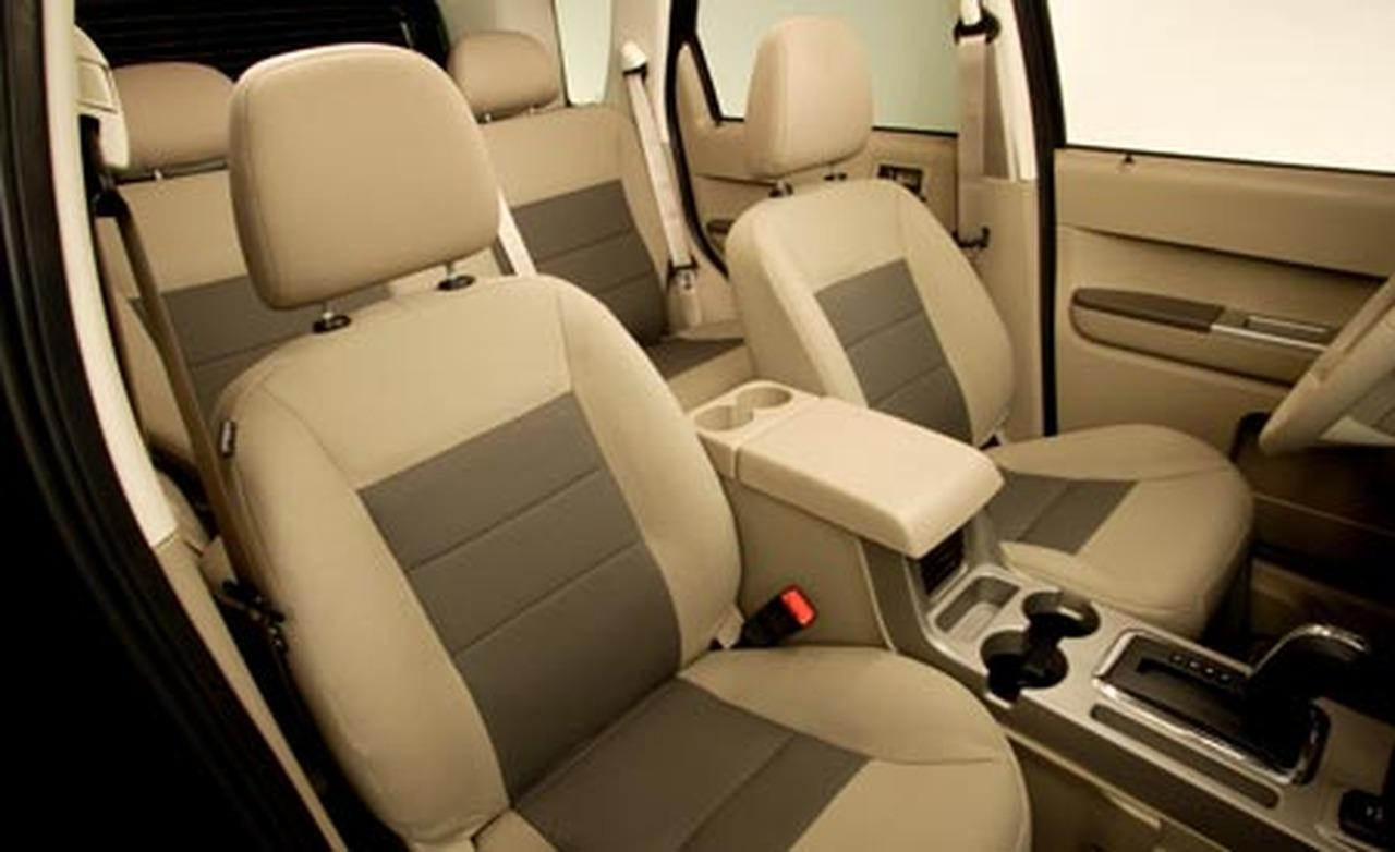 Ford Escape interior #1