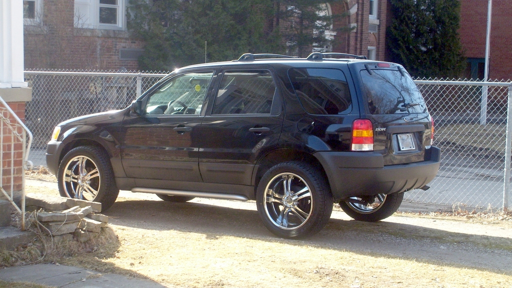 Ford Escape wheels #2