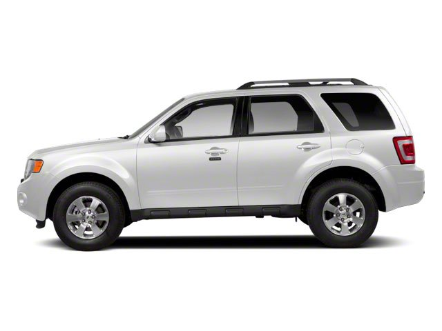 Ford Escape white #3