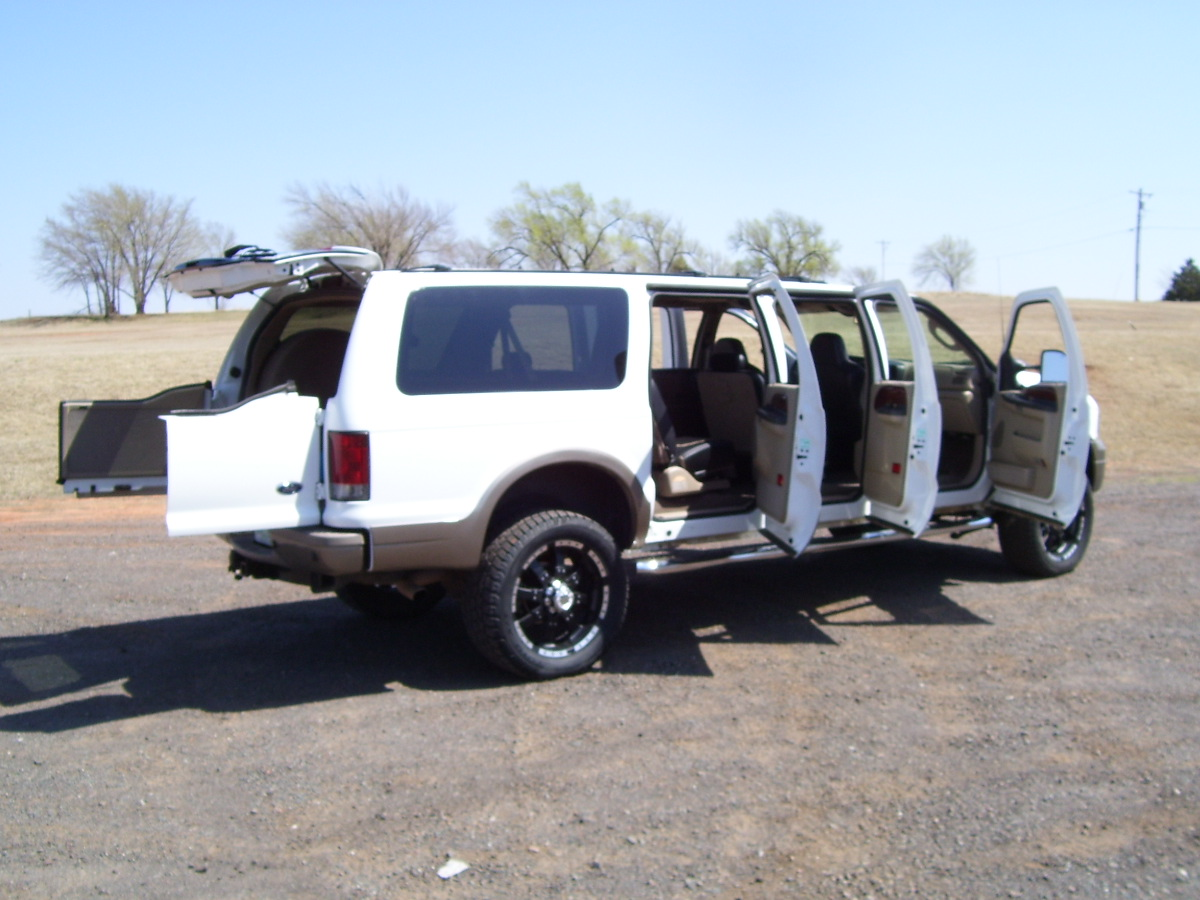 Ford Excursion #3