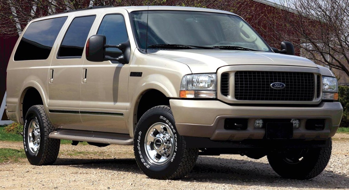 Ford Excursion #6