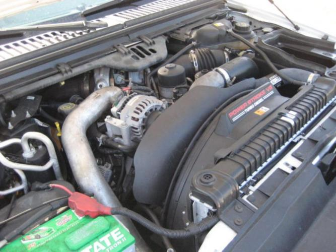 Ford Excursion engine #6