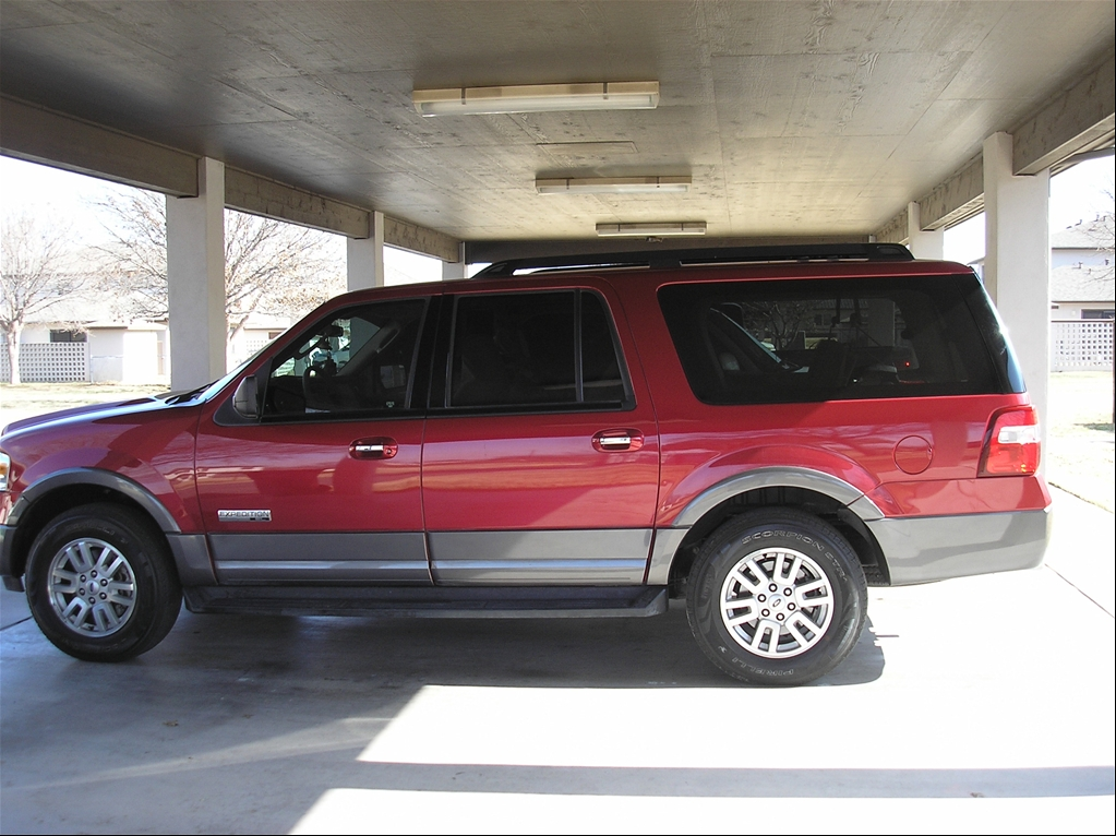 Ford Expedition EL wheels #3