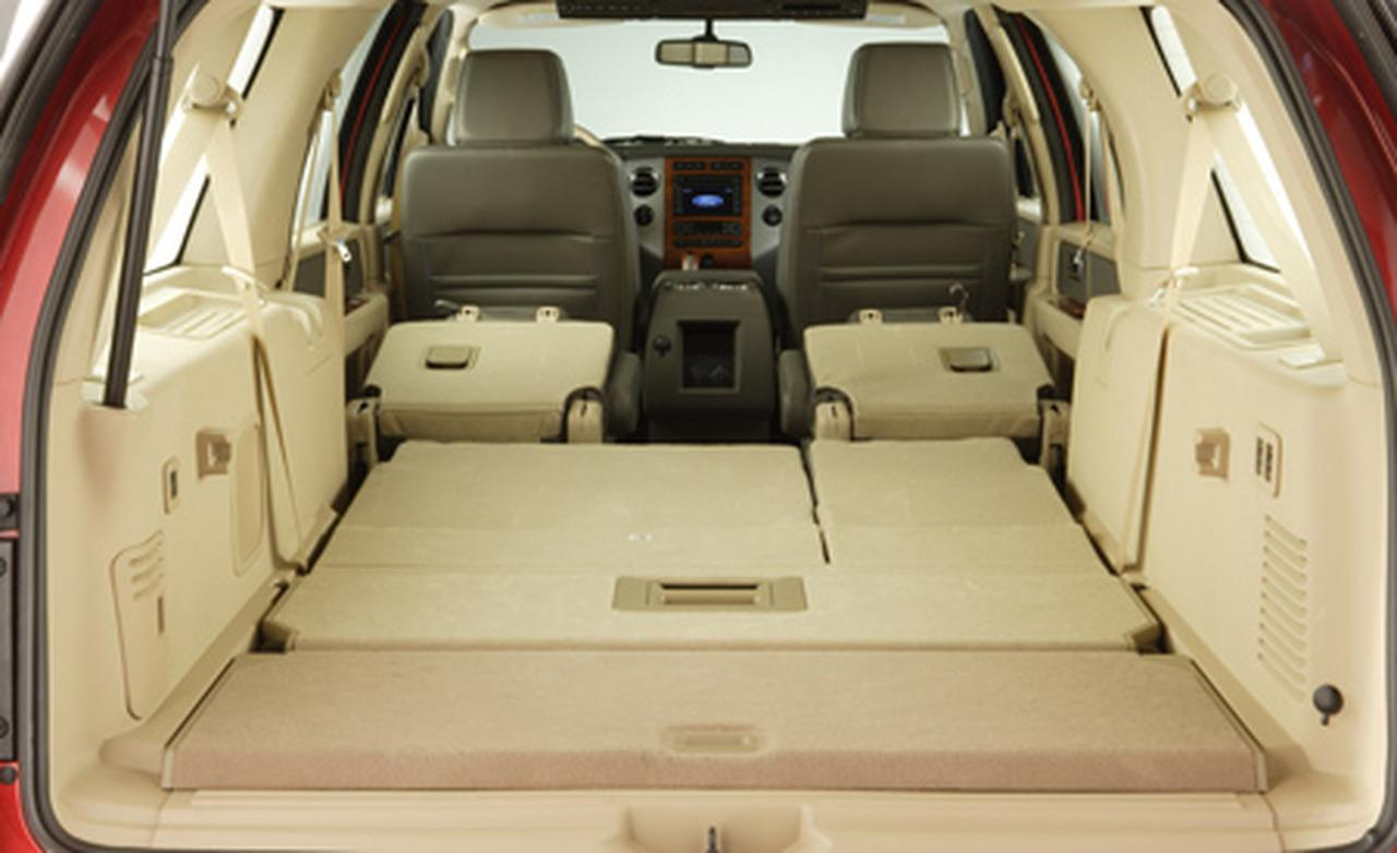Ford Expedition interior #1