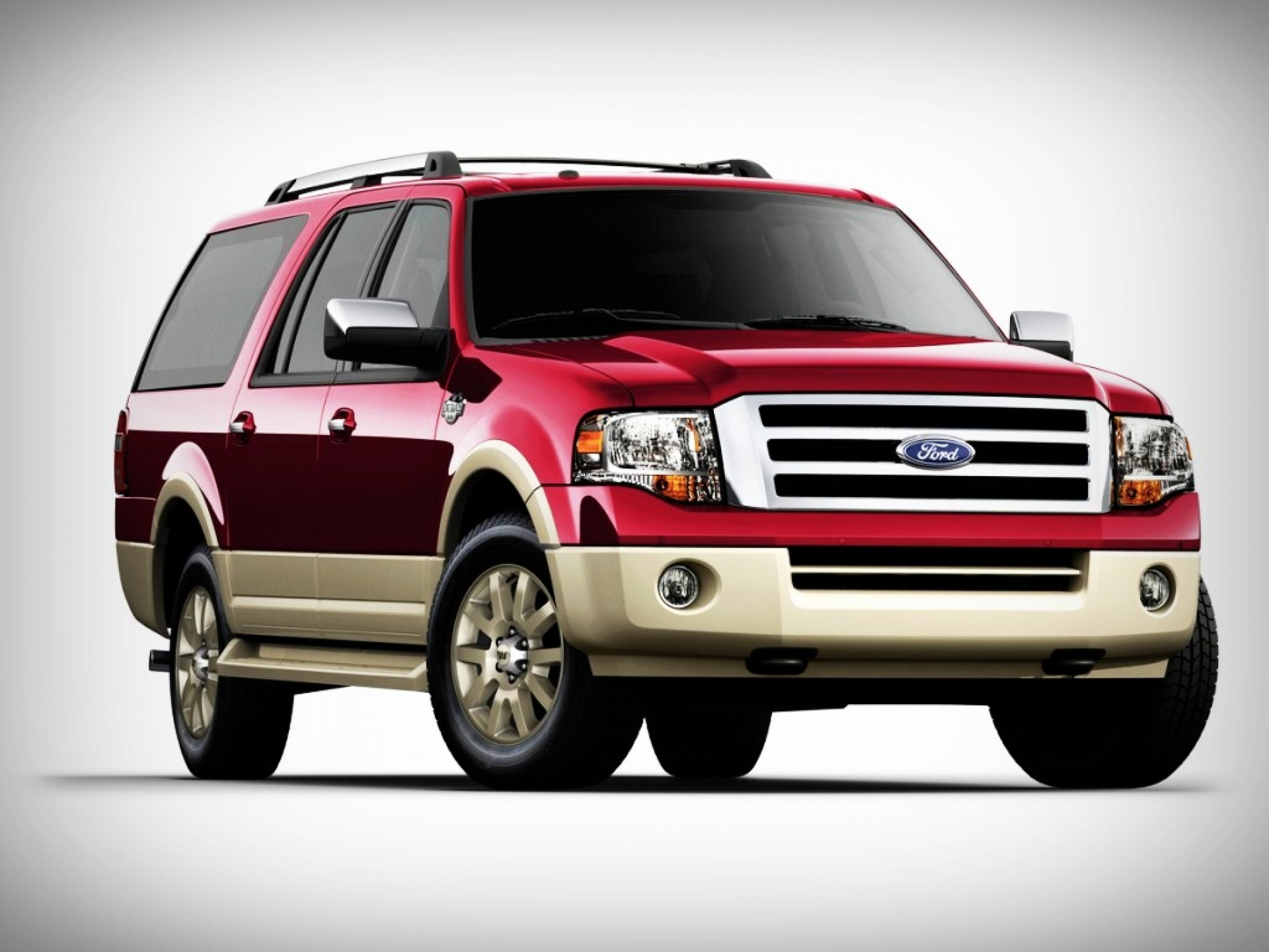 Ford Expedition red #1