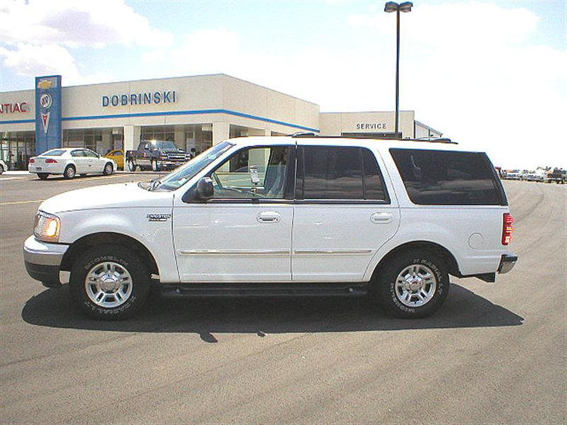 Ford Expedition white #2