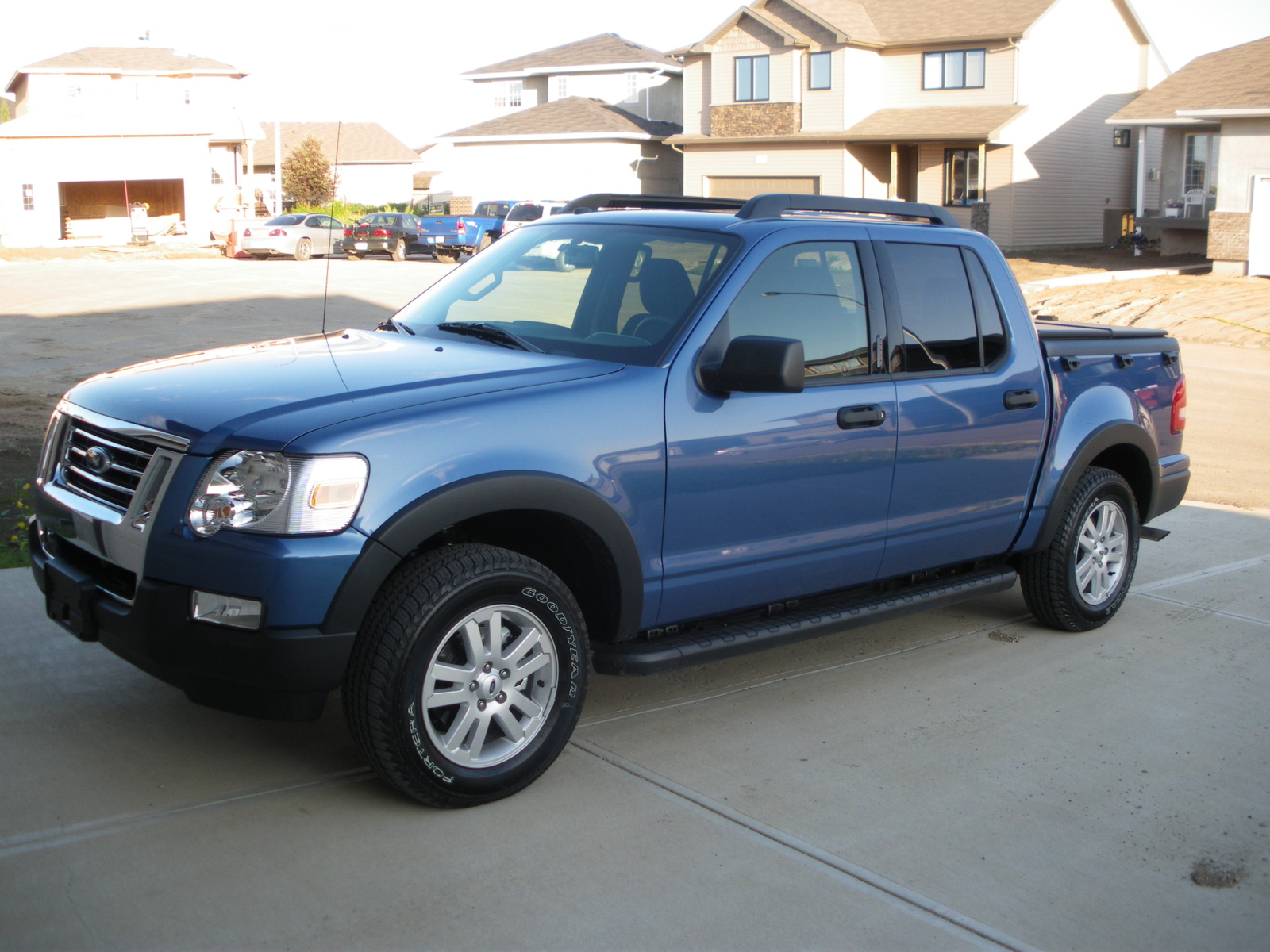 Ford Explorer Sport Trac #5