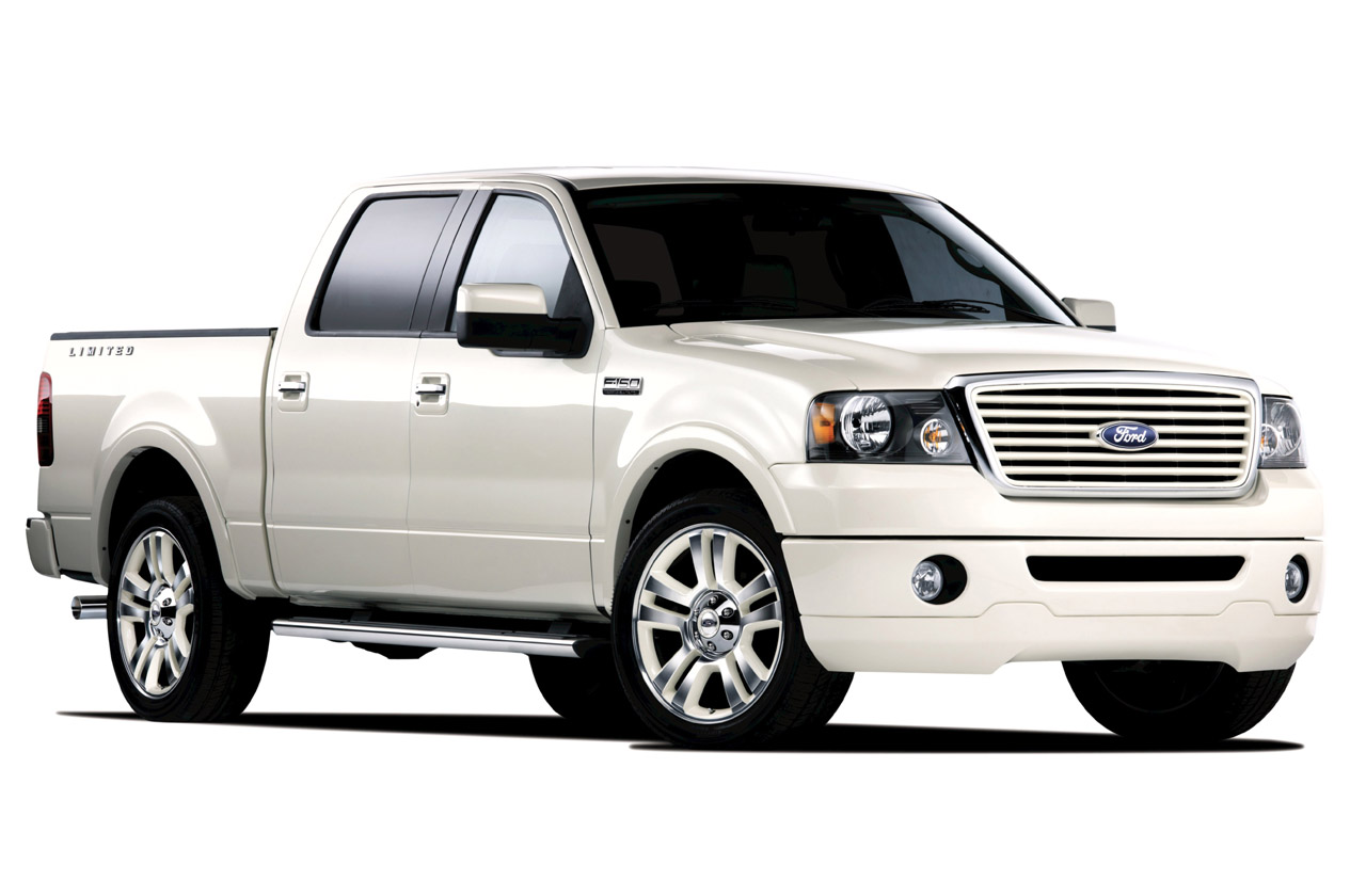 Ford F-150 #8