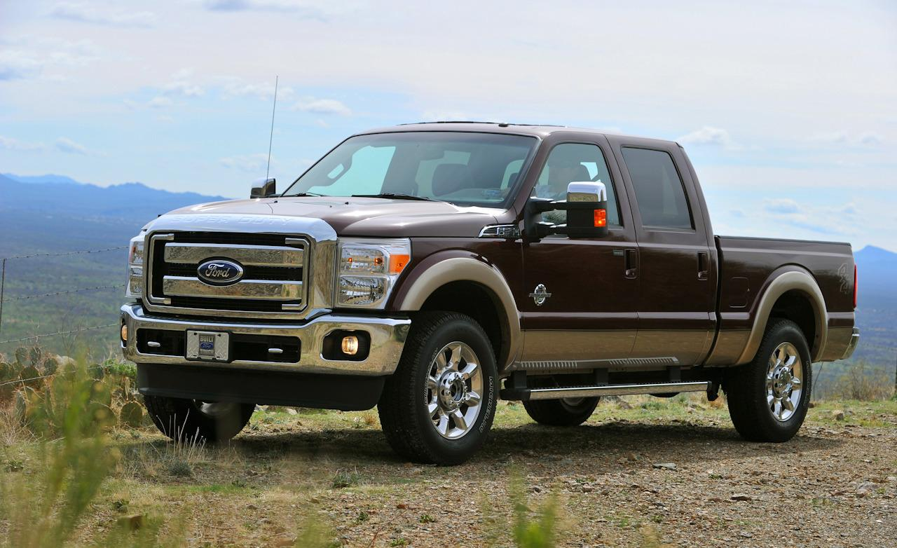 Ford F-250 #3