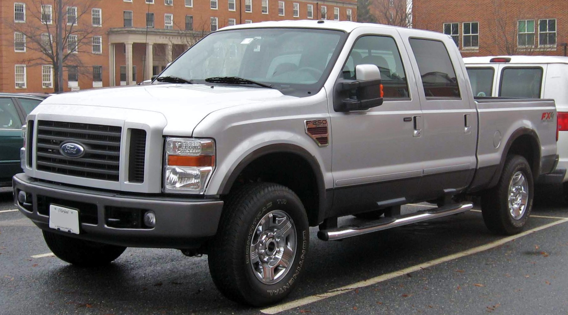 Ford F-250 #9