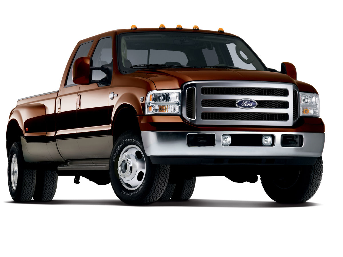 Ford F-250 #1