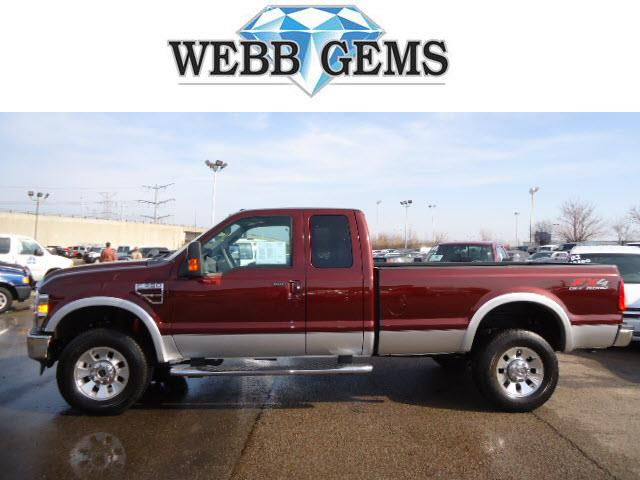 Ford F-350 Super Duty red #2