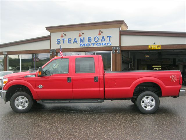 Ford F-350 Super Duty red #3