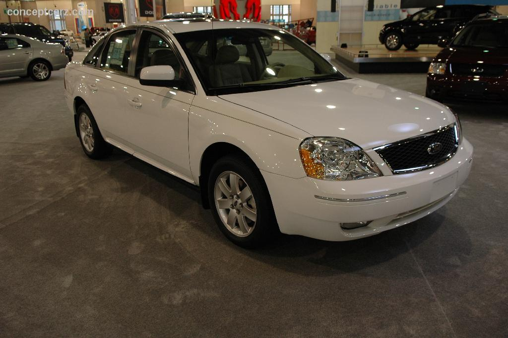Ford Five Hundred #8
