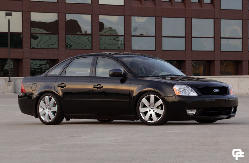 Ford Five Hundred black #3