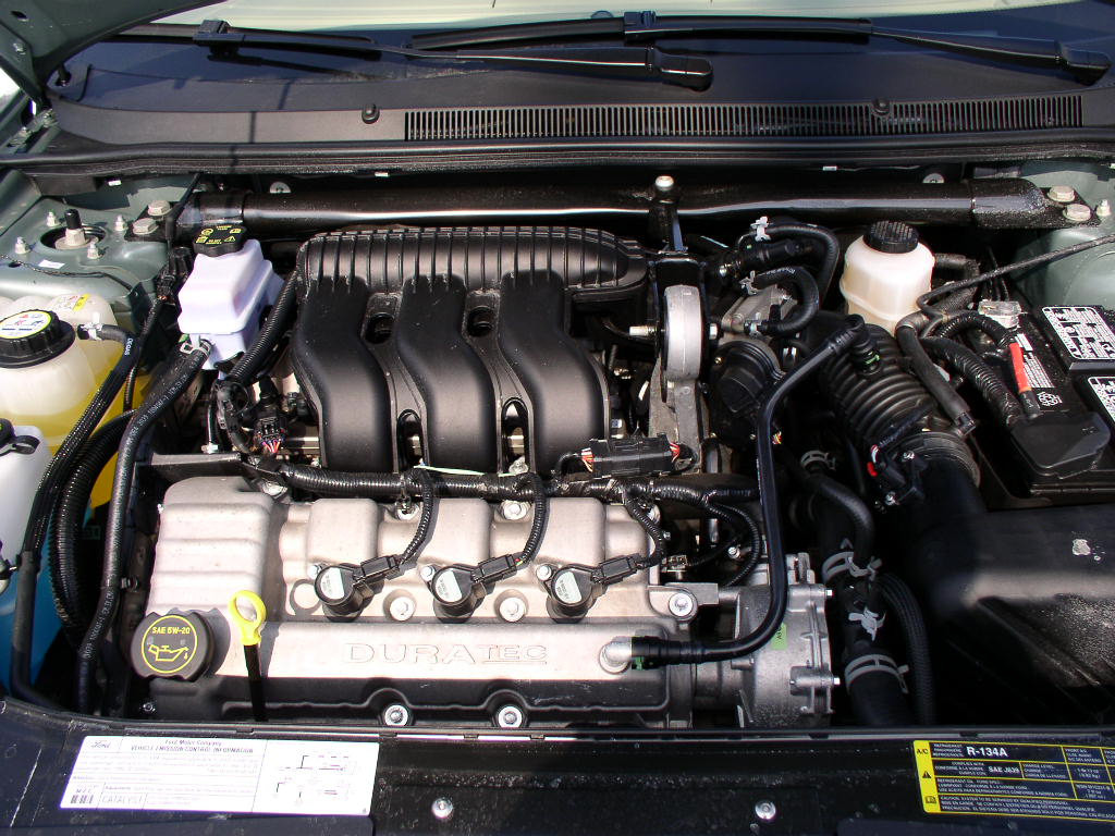 Ford Five Hundred engine #4