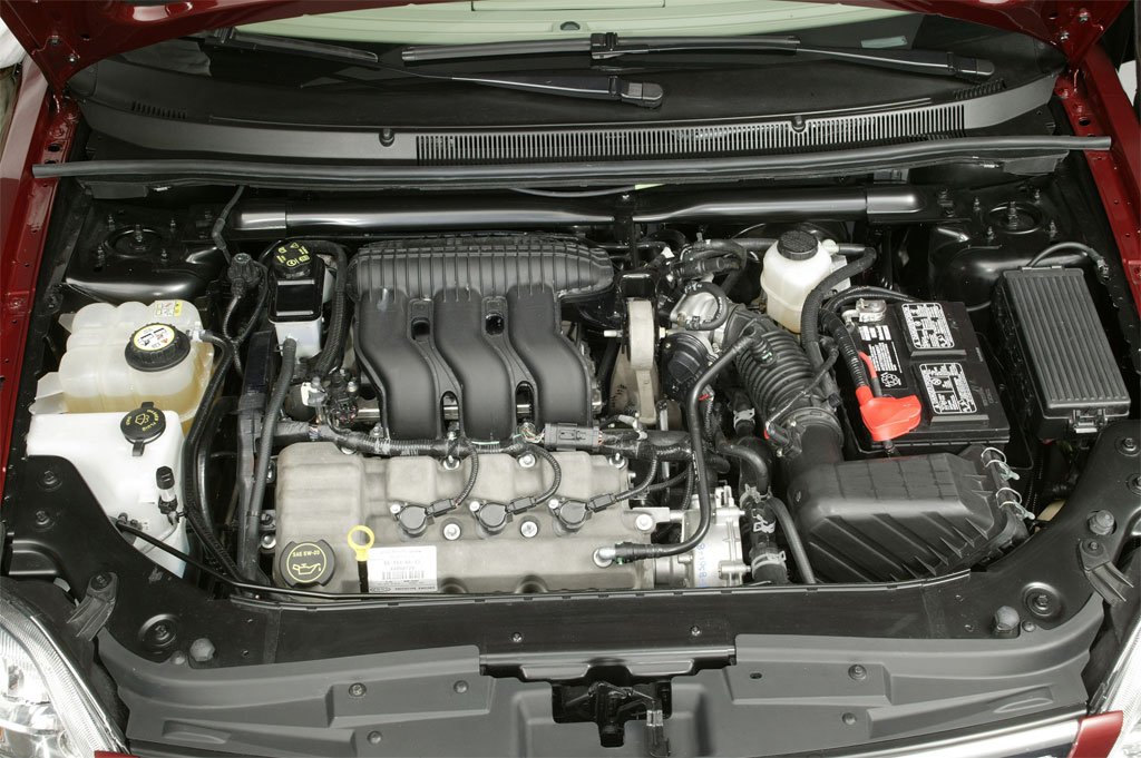 Ford Five Hundred engine #1