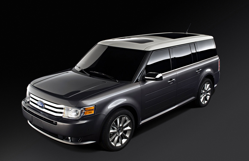 Ford Flex black #2