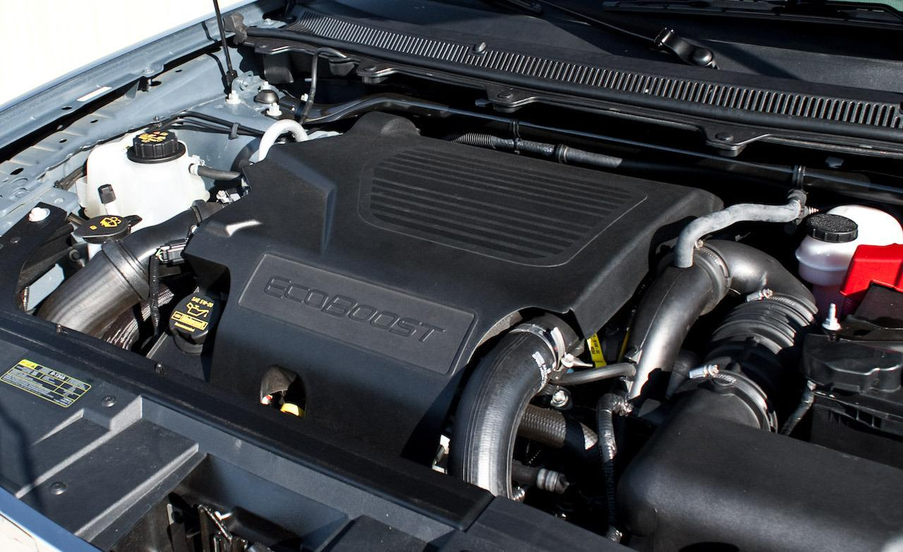 Ford Flex engine #4