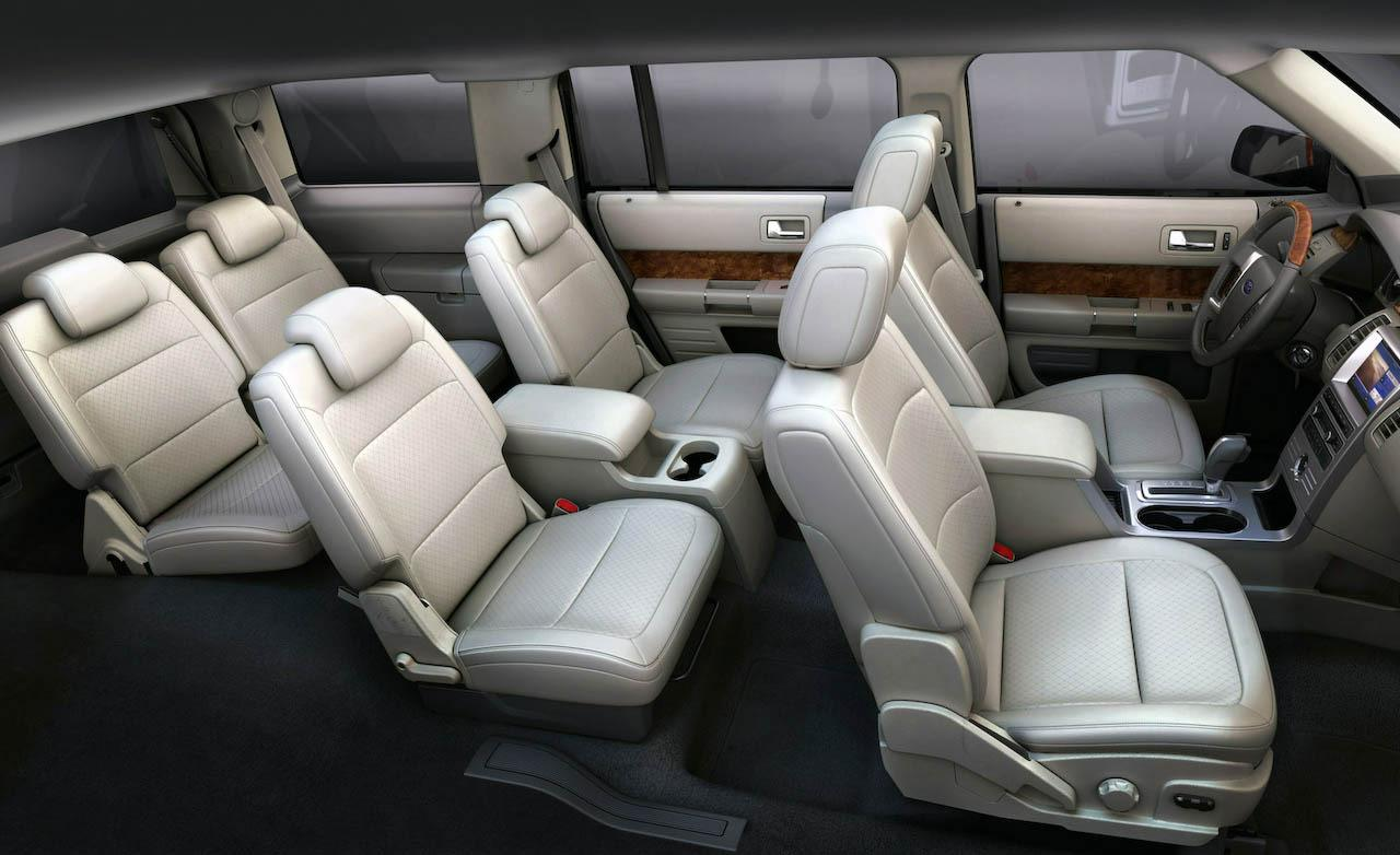 Ford Flex interior #2