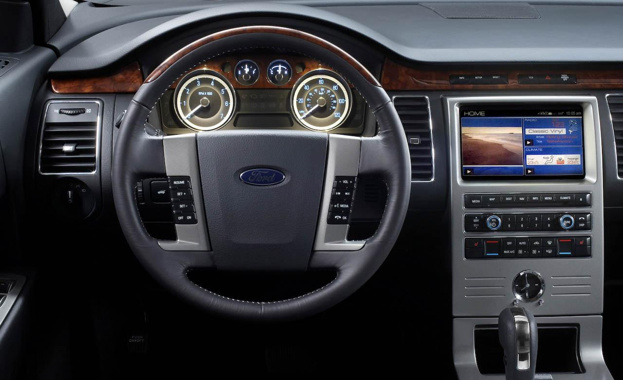 Ford Flex interior #3