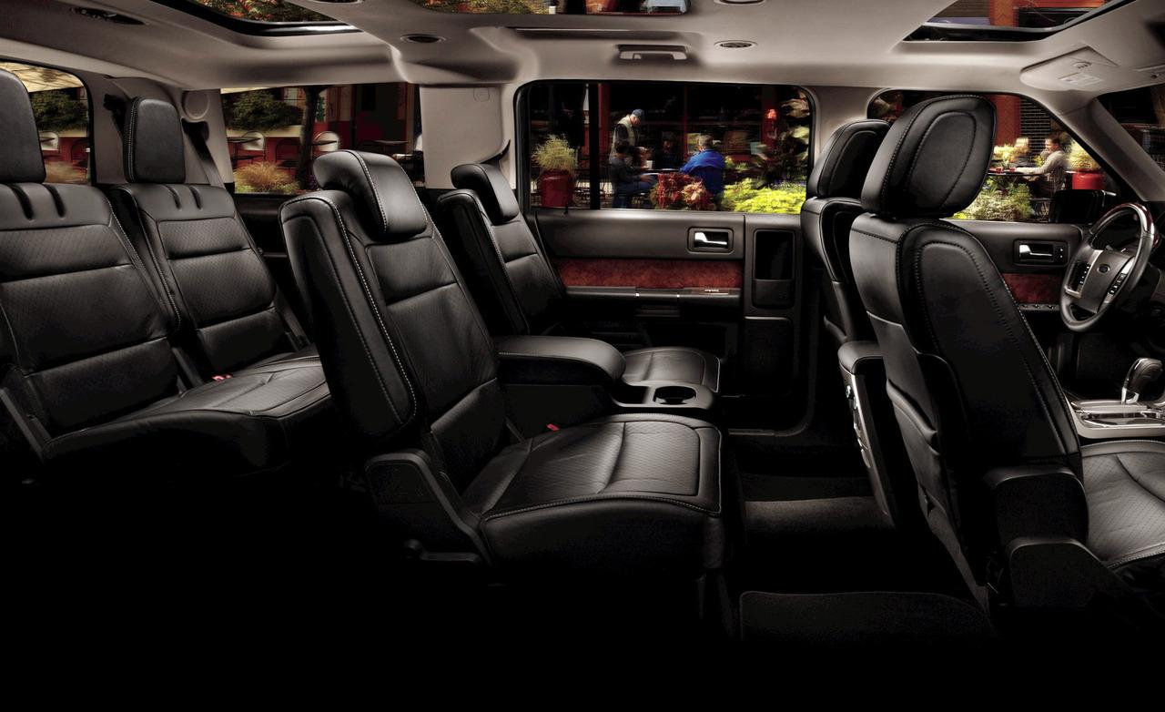 Ford Flex interior #1