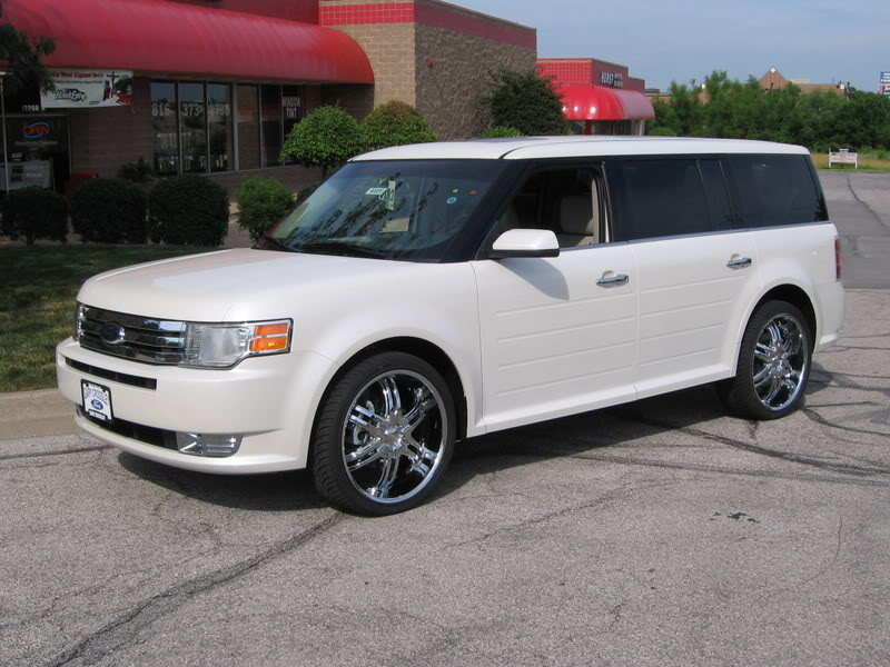 Ford Flex wheels #2