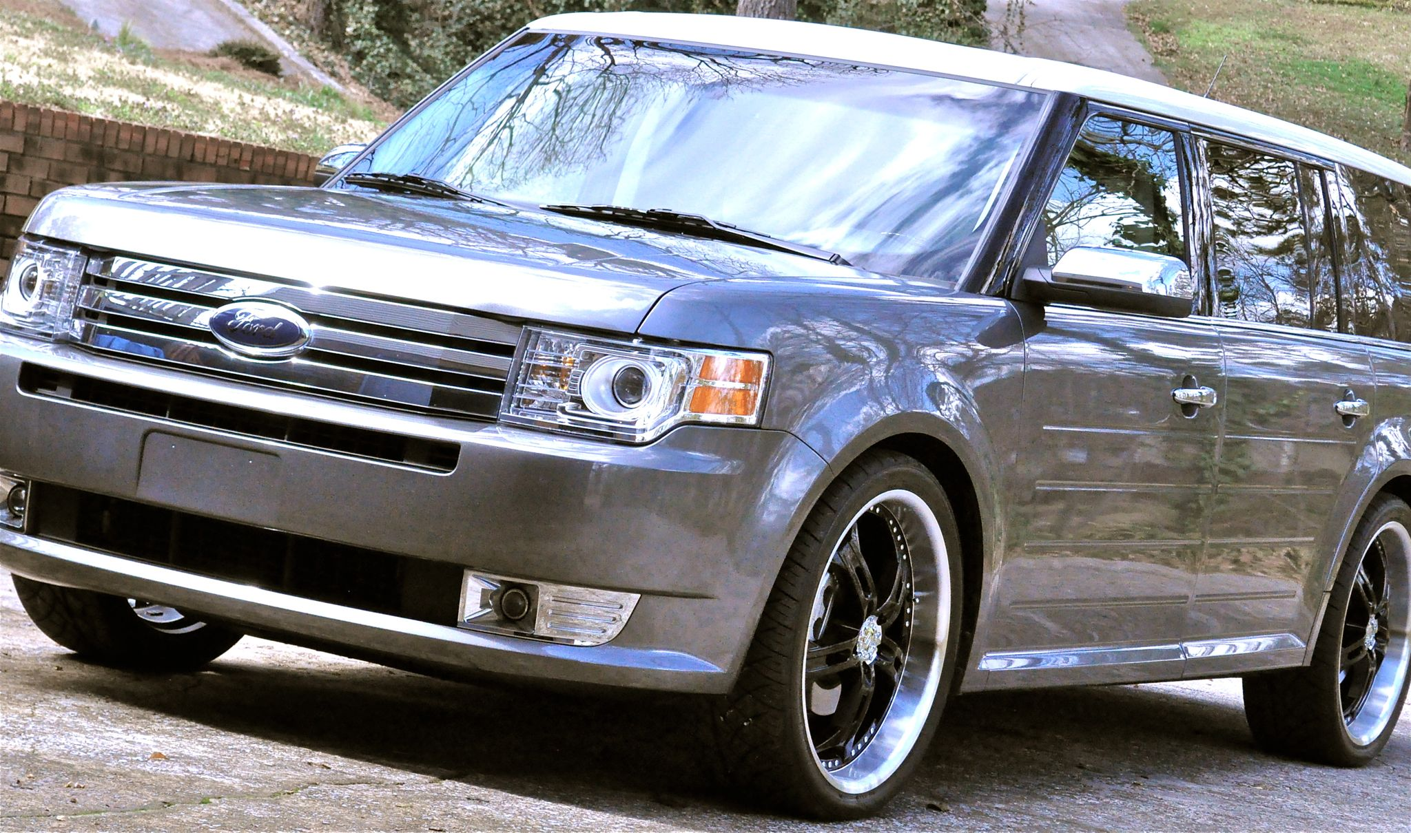 Ford Flex wheels #4