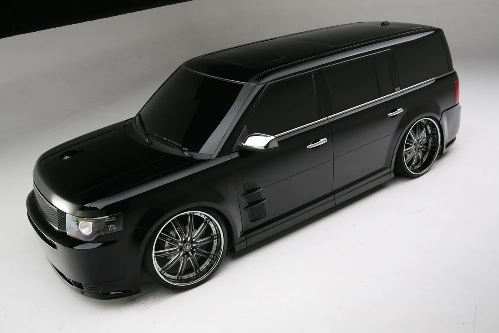 Ford Flex wheels #1