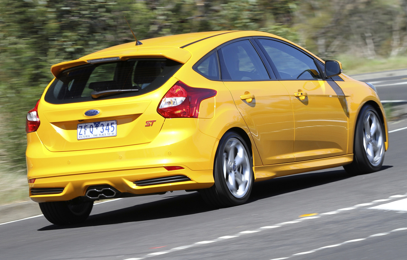 Ford Focus ST #13