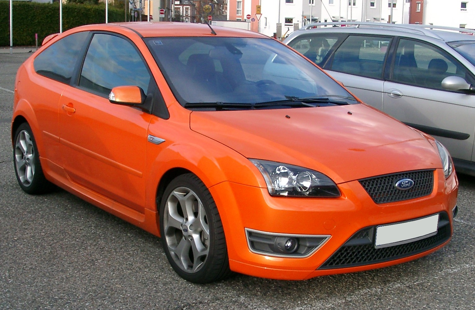 Ford Focus ST #10