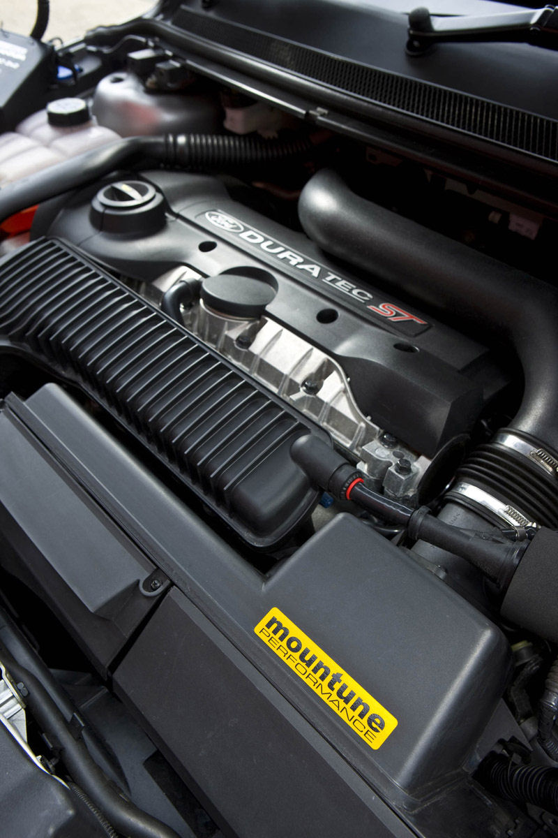 Ford Focus ST engine #4