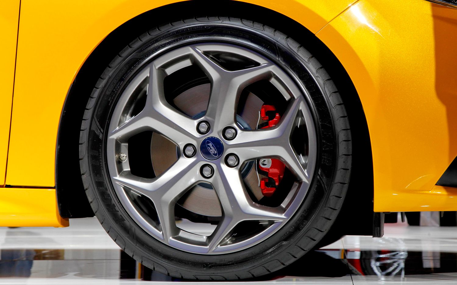 Ford Focus ST wheels #2