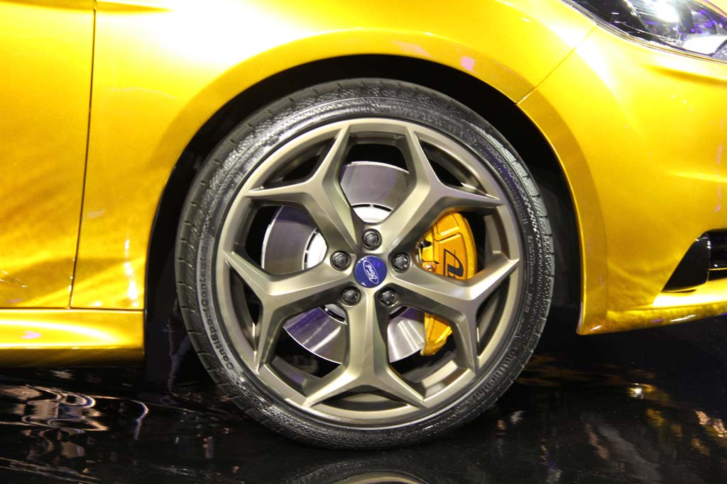 Ford Focus ST wheels #3
