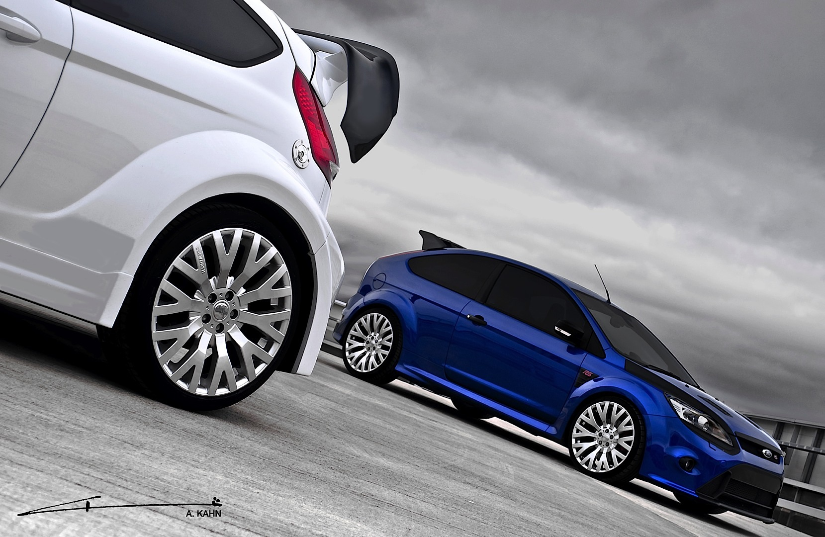 Ford Focus ST wheels #1