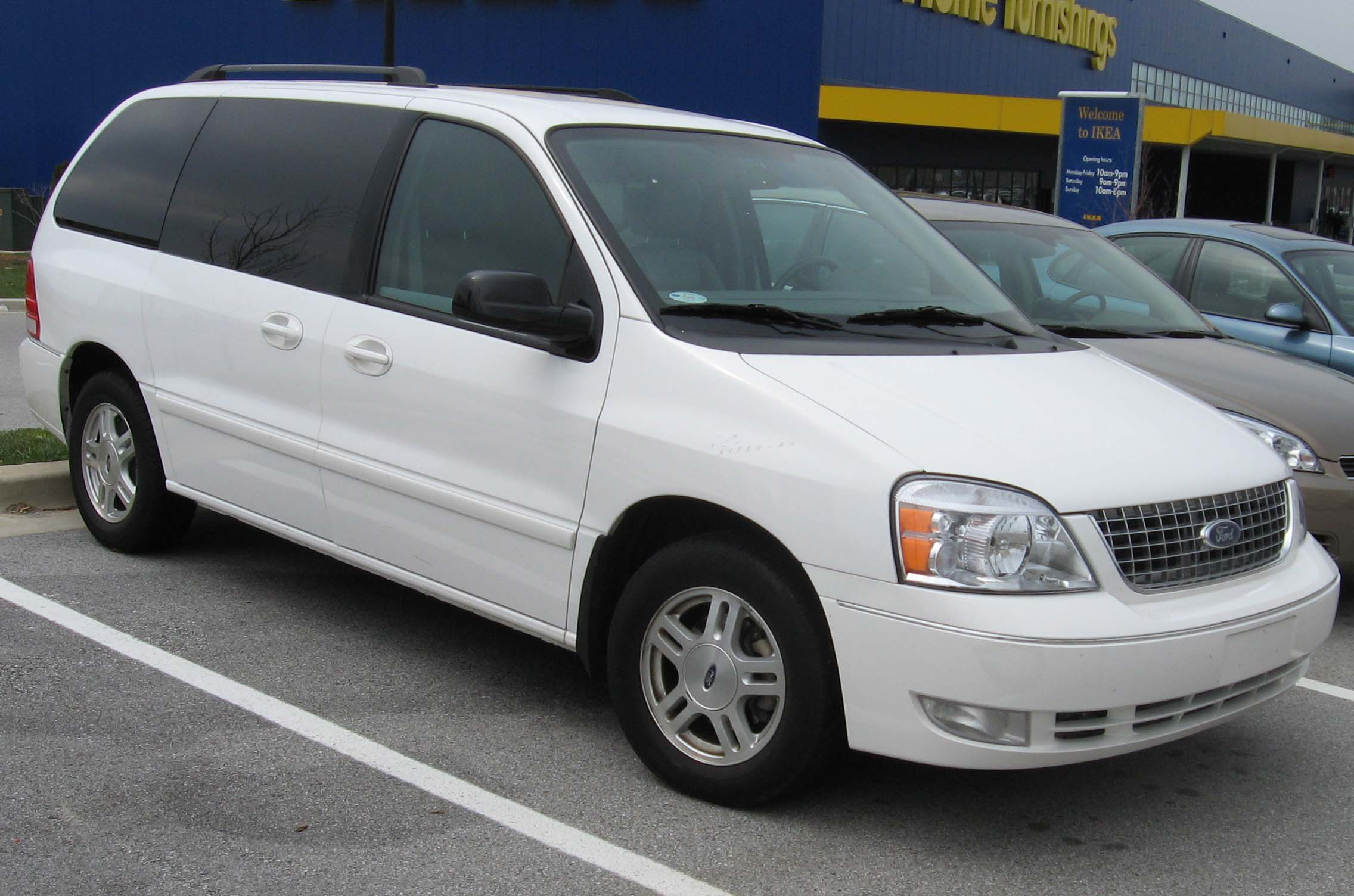 Ford Freestar #7
