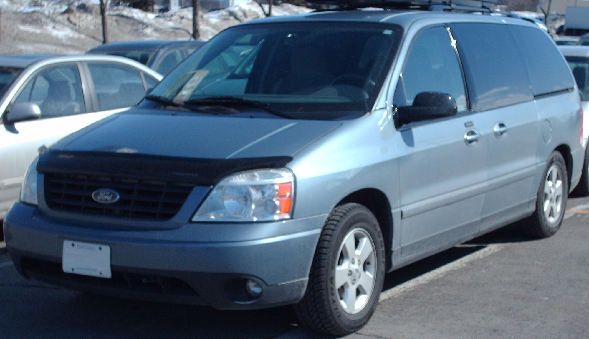 Ford Freestar #8