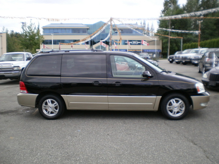 Ford Freestar black #3