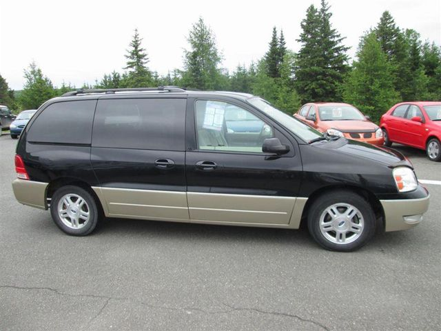 Ford Freestar black #4