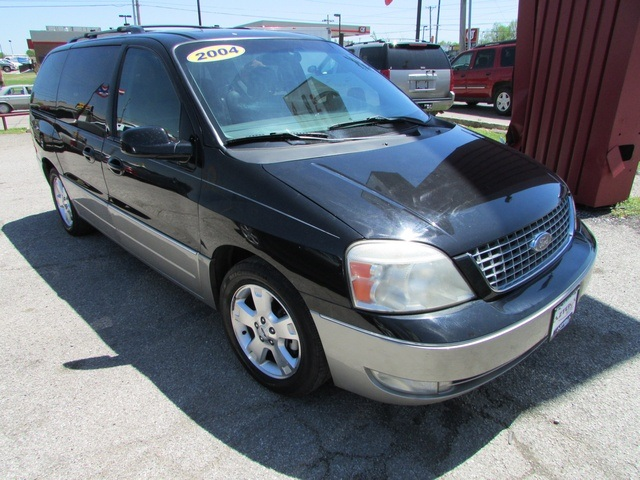 Ford Freestar black #1