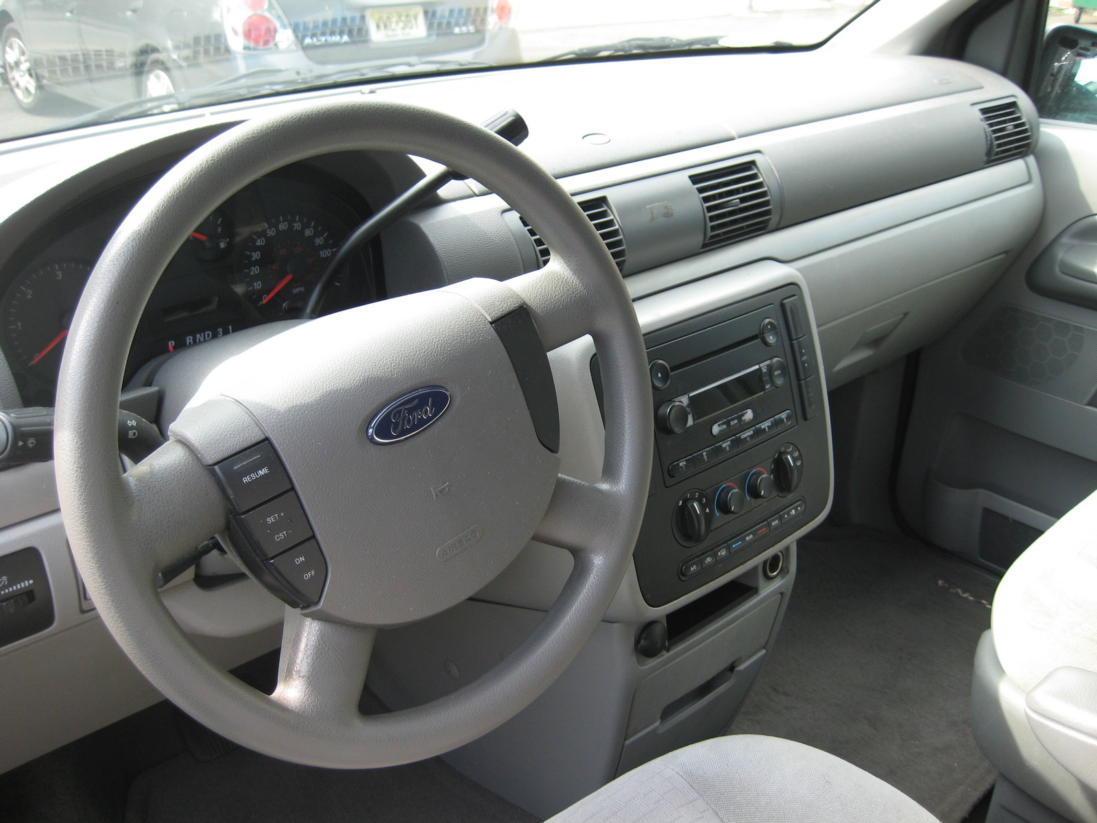Ford Freestar interior #1