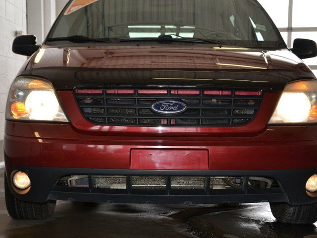 Ford Freestar red #4