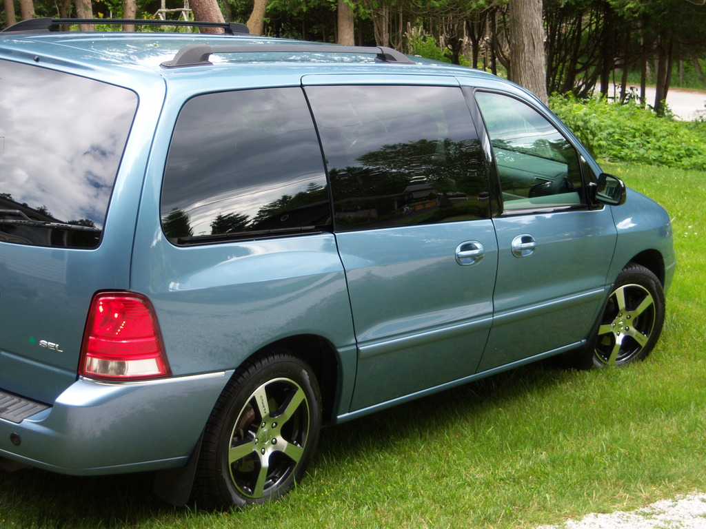 Ford Freestar wheels #1