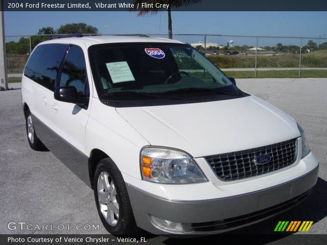 Ford Freestar white #1
