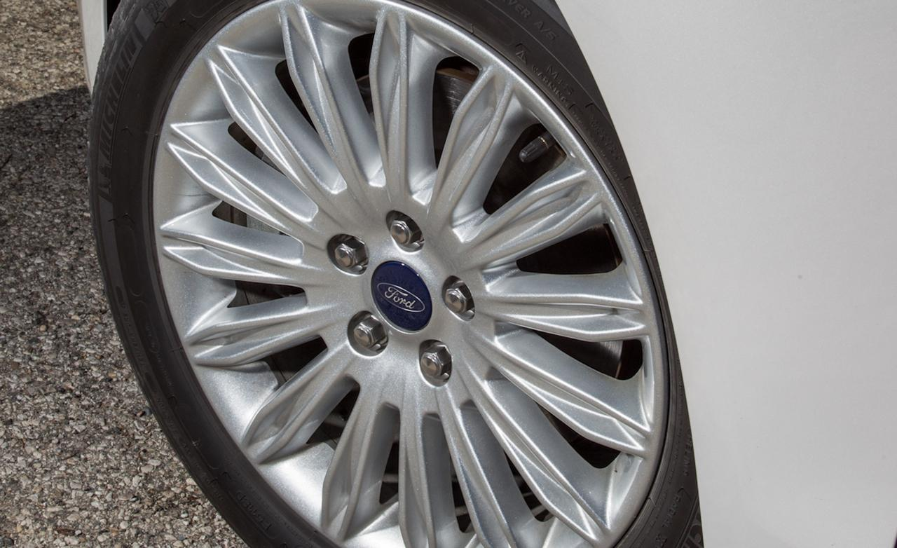 Ford Fusion Energi wheels #1