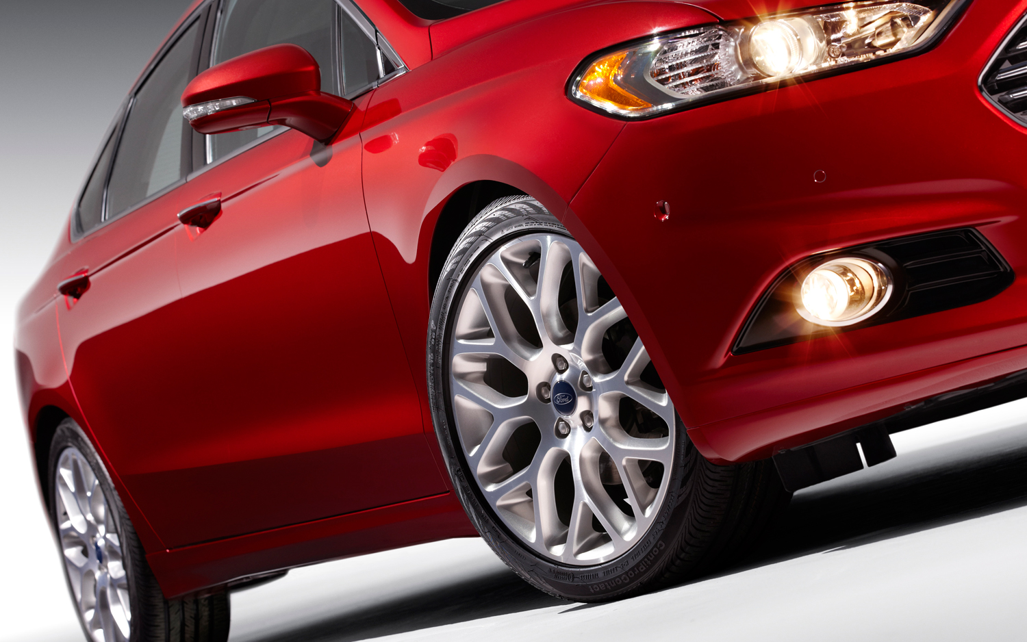 Ford Fusion wheels #4