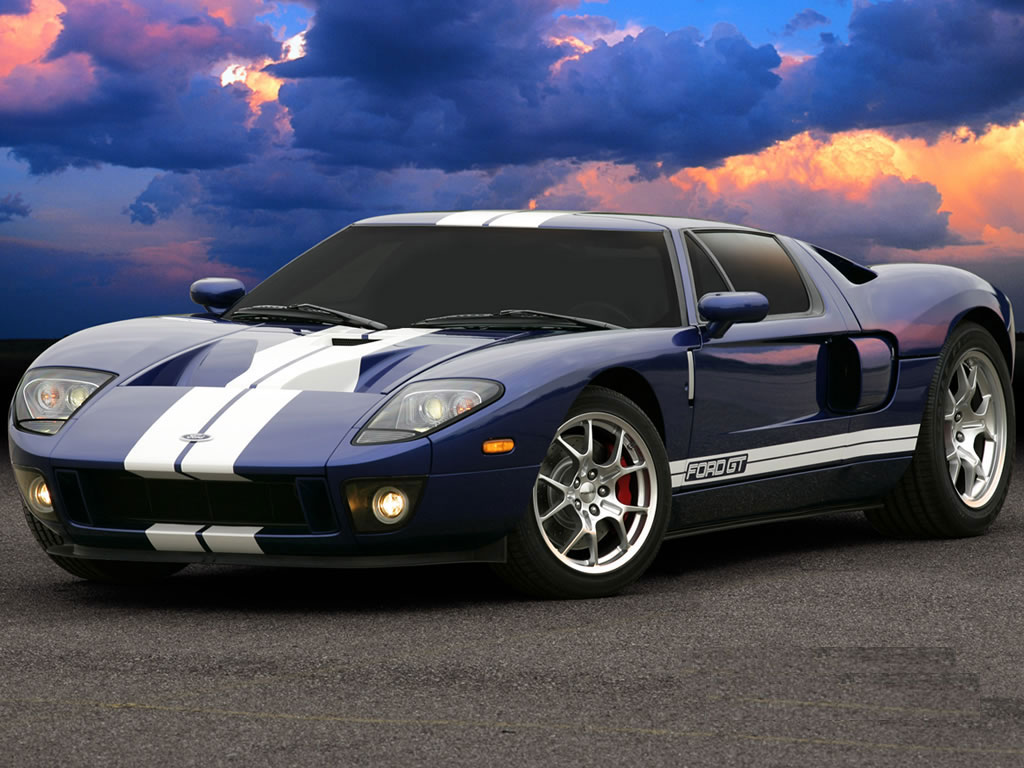 Ford GT #3